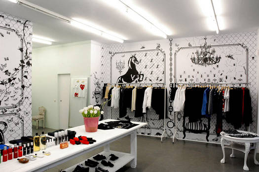 true pioneer of retail design rei kawakubo retail refugees. Black Bedroom Furniture Sets. Home Design Ideas