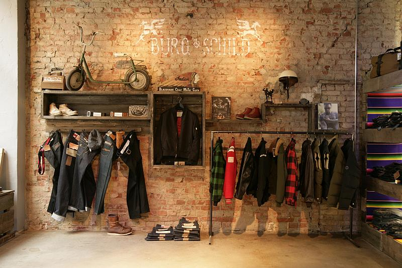 Clothes Retail Refugees